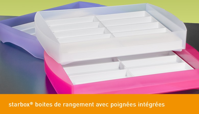 starbox plateau avec cases
